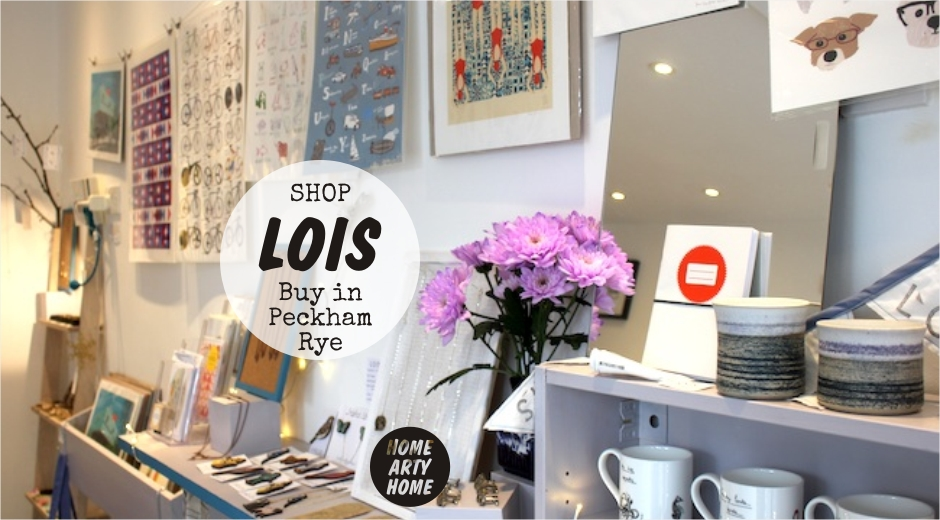 An emphasis on local talent: Lois, now online only. Photo here.