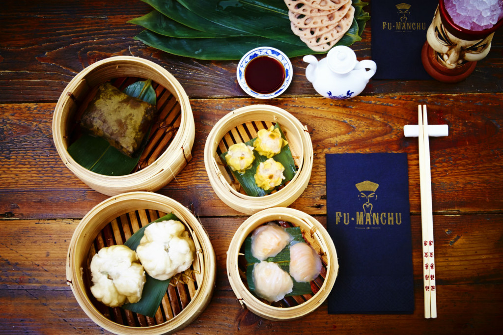 Fu Manchu: is it a theme too far? Photo: SE