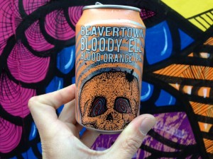 A whopping 7.2% ABV: Beavertown's Bloody Ell.