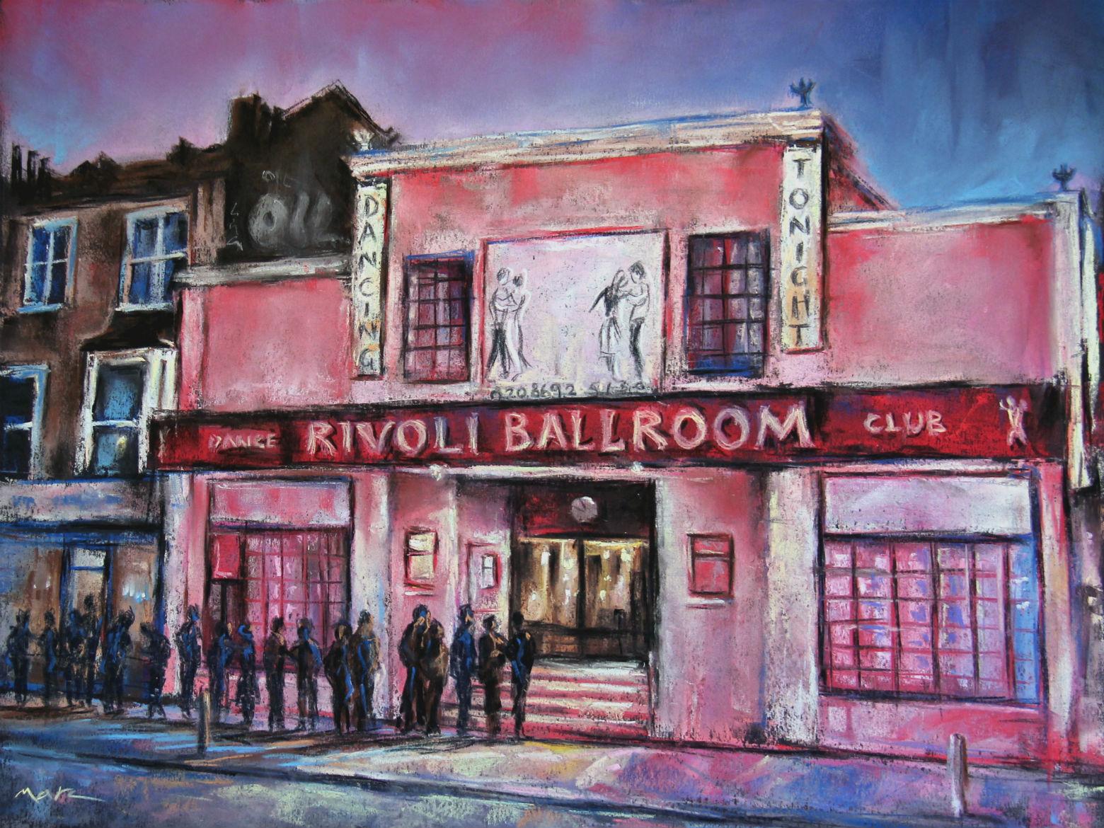 Rivoli Ballroom by Marc Gooderham.
