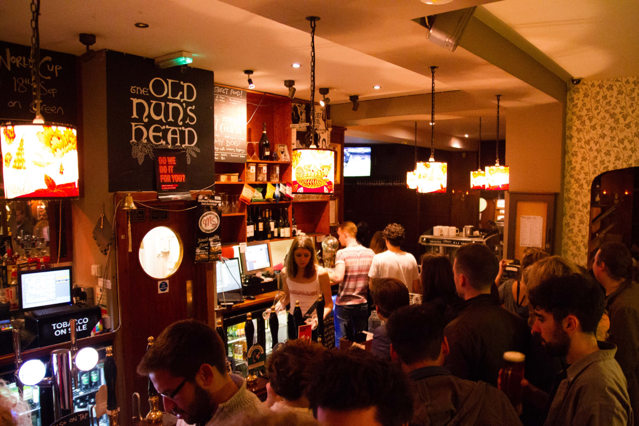 Review: The Old Nun\'s Head, SE15 | Below The River