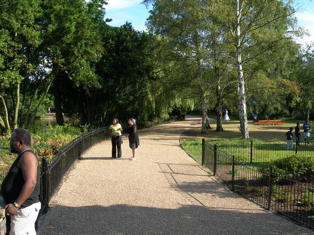 Dulwich Park. Photo: Wiki