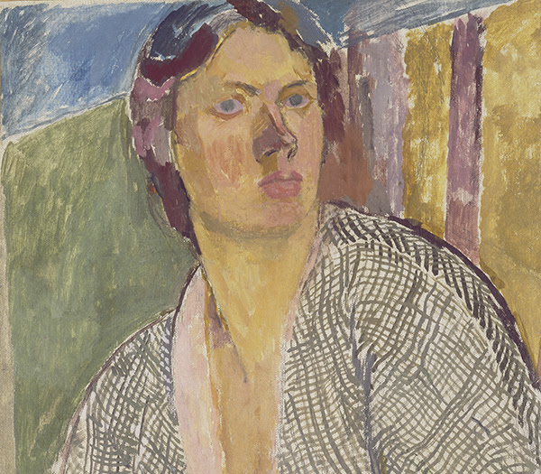 Unnamed by Vanessa Bell.