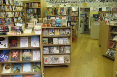 Dulwich Books interior