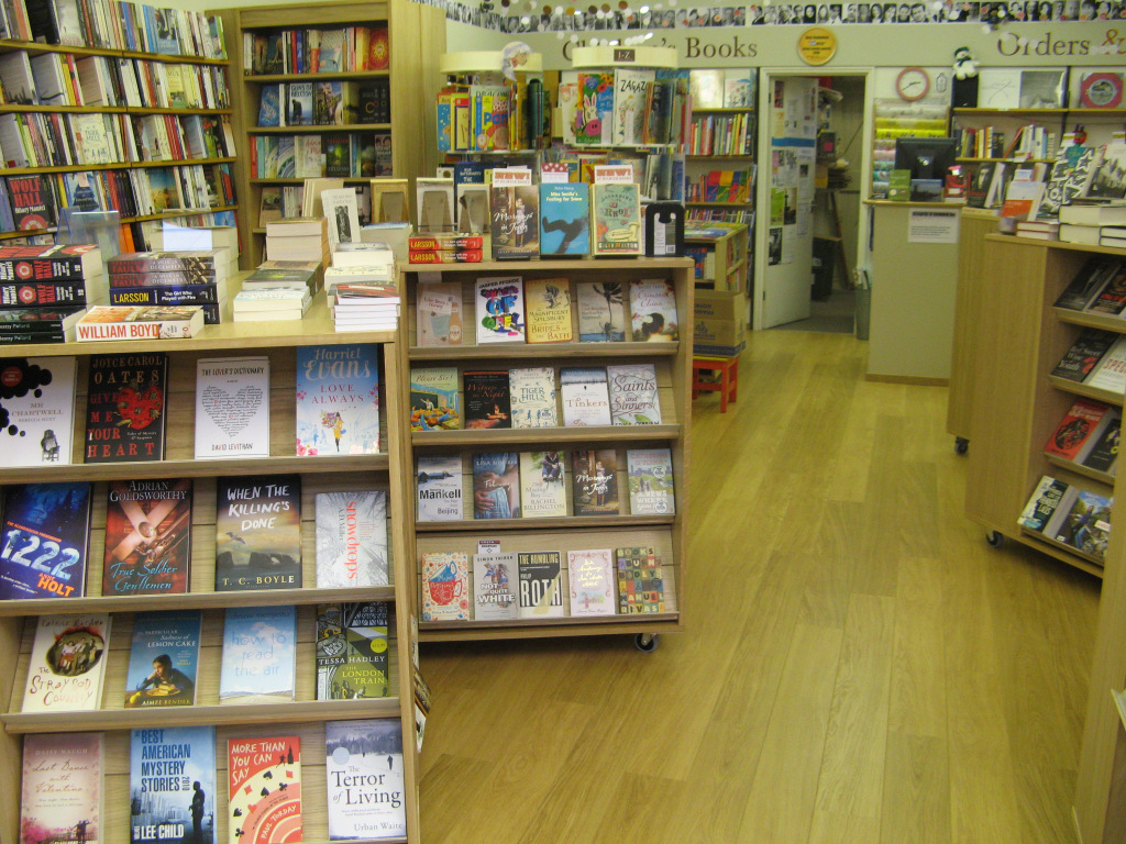 Dulwich Books interior