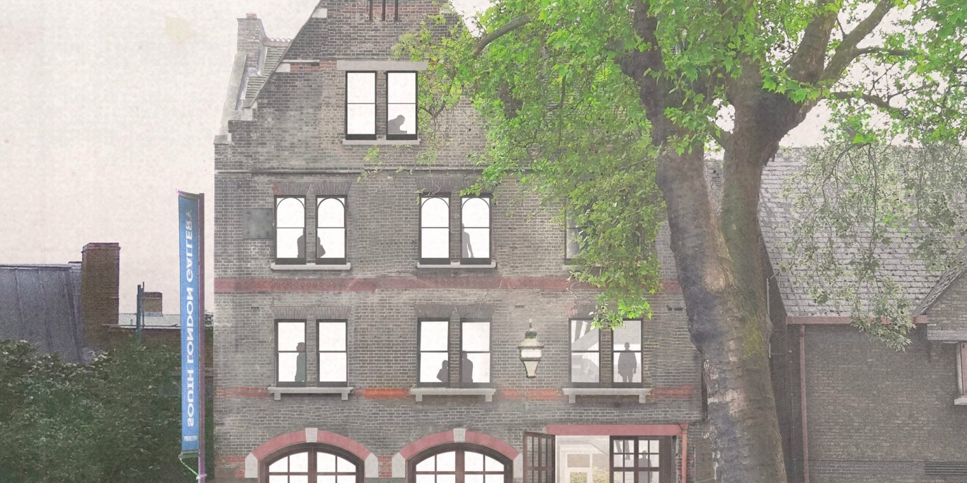 South london gallery launches old fire station extension